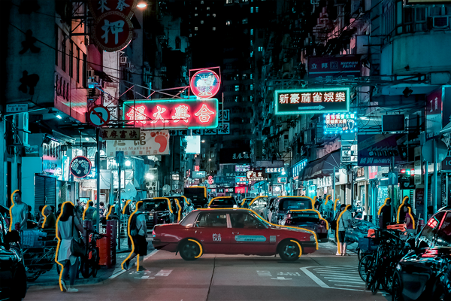 Hong Kong And Doxxing Law